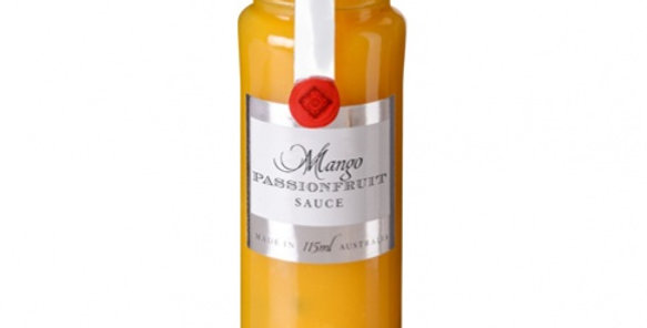 OGILVIE & CO - Mango & Passionfruit Sauce 115ML