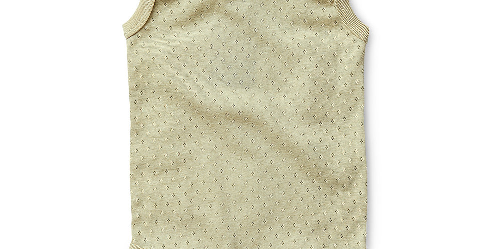 Fibre For Good - Sleeveless Bodysuit