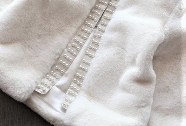 Princess Faux Fur Coat