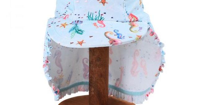 Mini Haha -  Sienna Legionnaire Hat