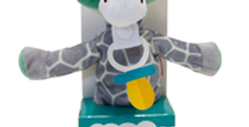 Brands 4 Kids - BibiPals Mint/Grey Giraffe PLUSH - GIGI