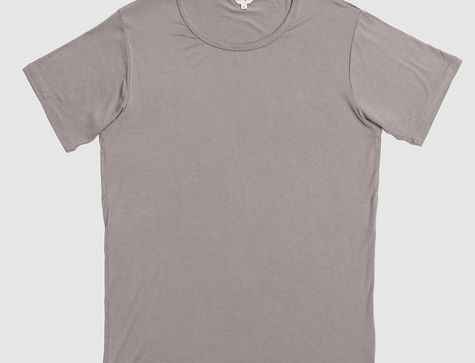 Bamboo Body - Men's Bamboo Tee - Stone