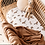 Thumbnail: Snuggle Hunny - Hazelnut | Knitted Baby Blankets