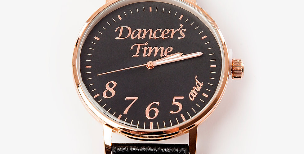 Mad Ally - Dancer's Watch Black