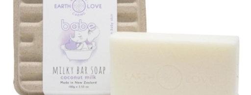 Organik Botanik - Loving Earth Baby Milk Soap Bar