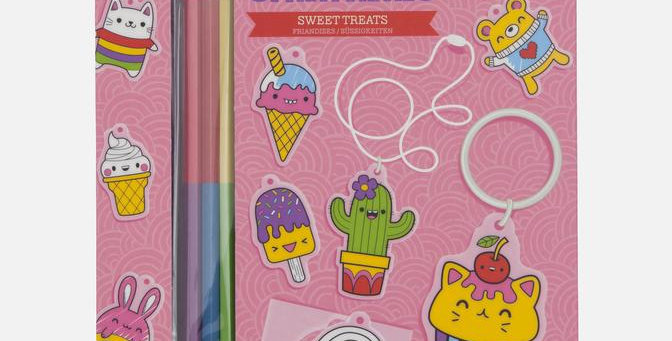 Tiger Tribe - Shrinkies Sweet Treats