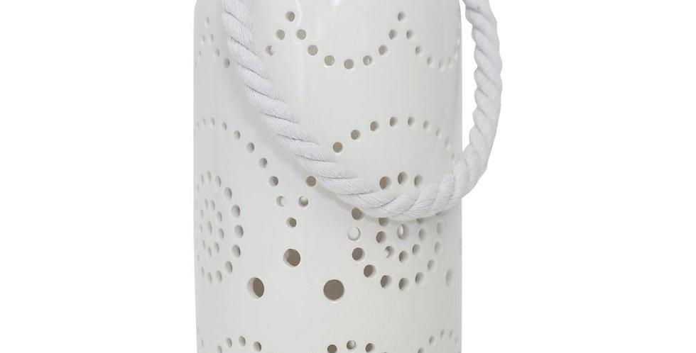 Splosh - Coastal Large Patterned Lantern