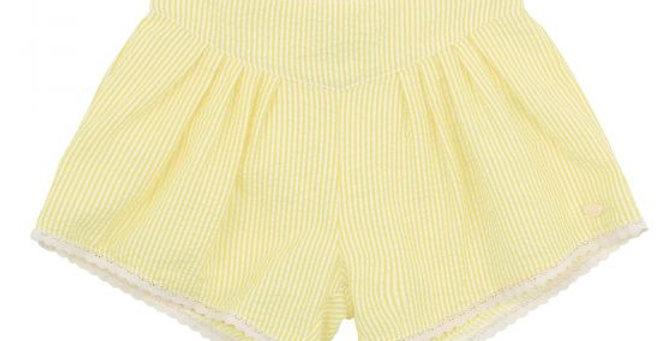Mini Haha - Emmy Stripe Shorts