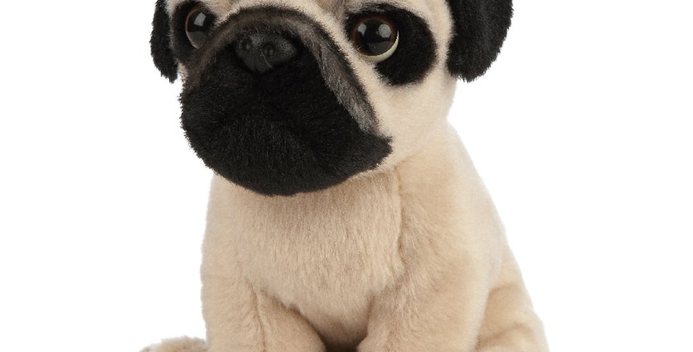 Keycraft - Pug Puppy - 16cm