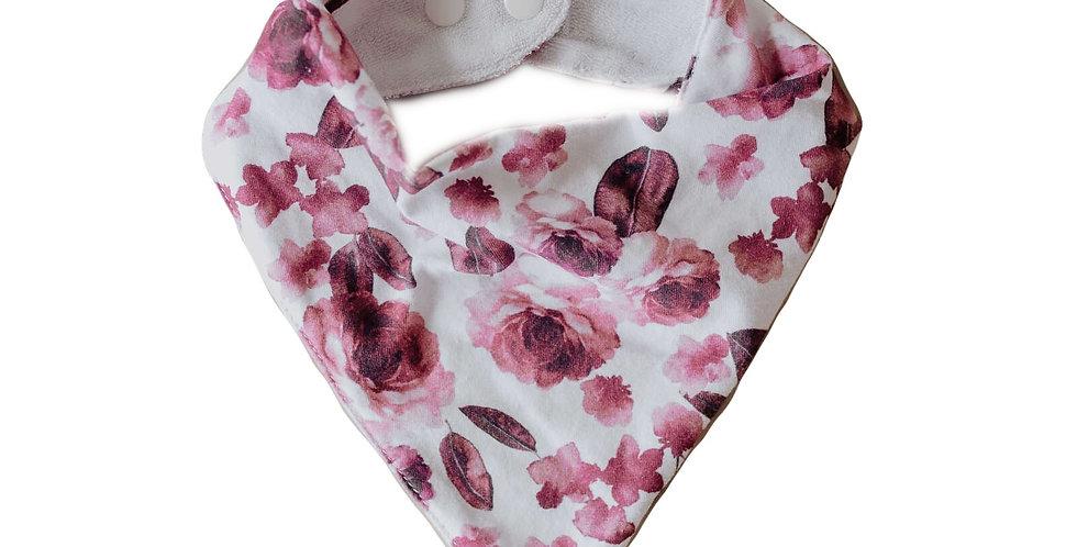 Snuggle Hunny - Dribble Bib Fleur
