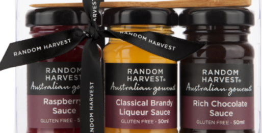 Random Harvest - Mini Me Dessert Sauces