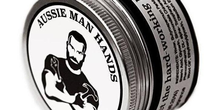 Aussie Man Hands - Hand Cream For Tradies 100g Tub