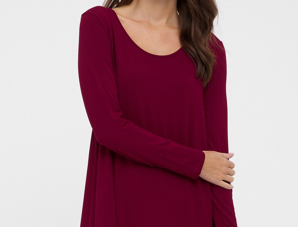 Bamboo Body -Leanne Tunic