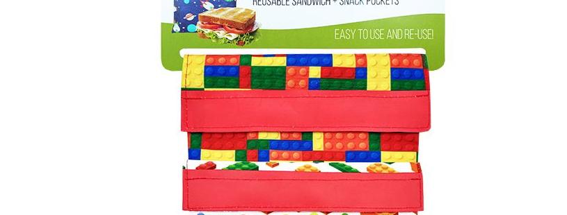 Sachi - Lunch Pockets - Bricks