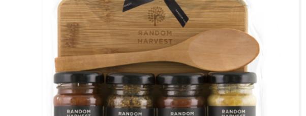 Random Harvest - Picnic Cheese Board