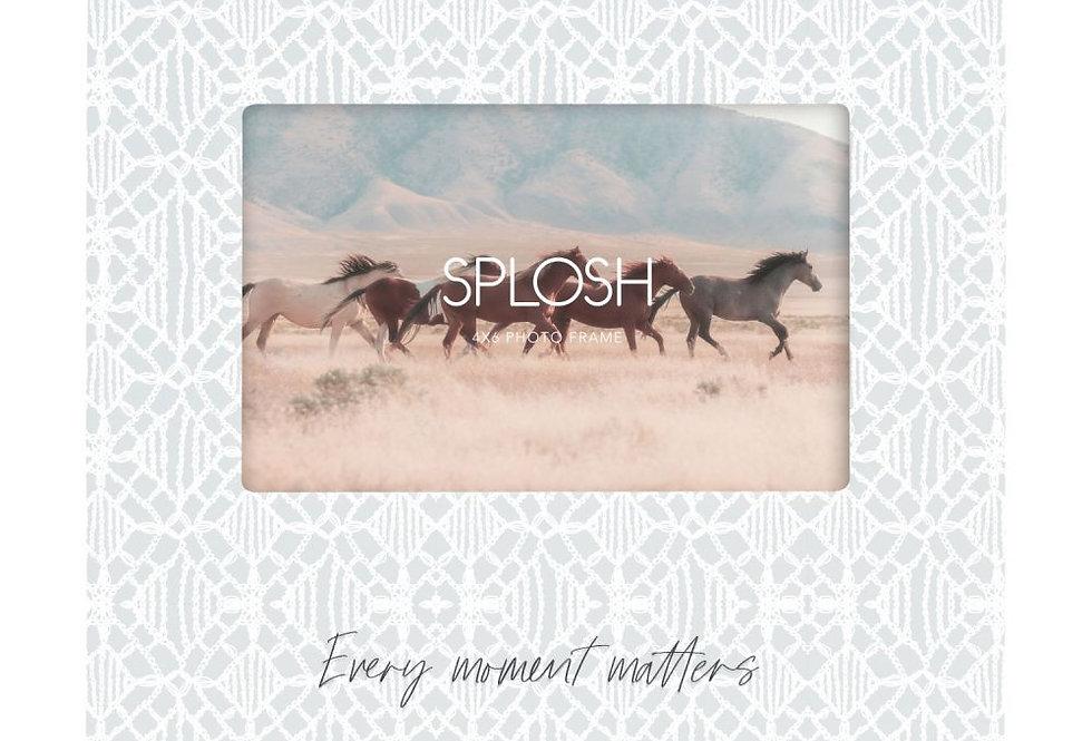 Splosh - Dusk Moment 4x6 Frame