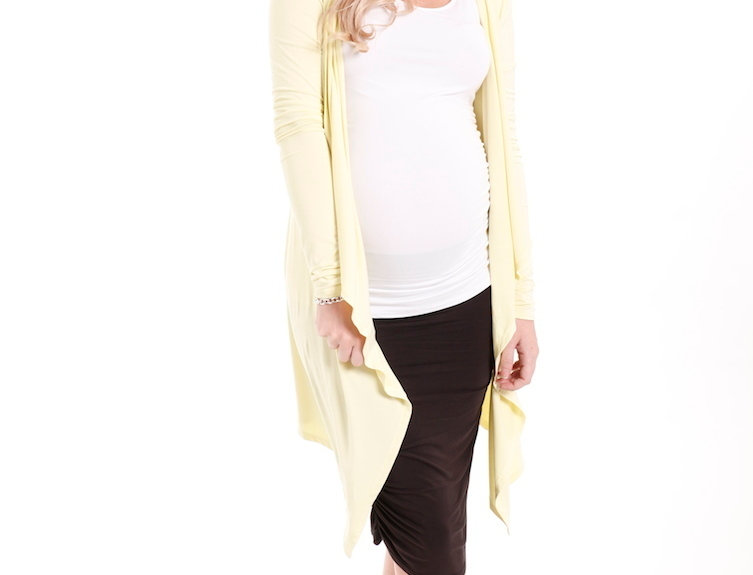 Bamboo Body - Waterfall Cardigan