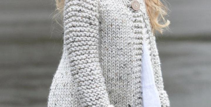 Winter Woolen Cardigan