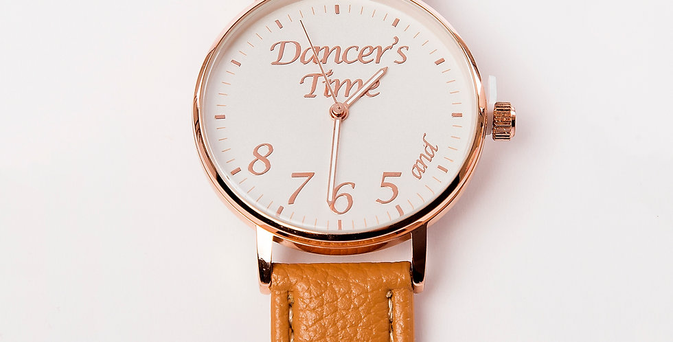 Mad Ally - Dancer's Watch Tan