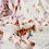 Thumbnail: Snuggle Hunny - Poppy  Organic Muslin Wrap