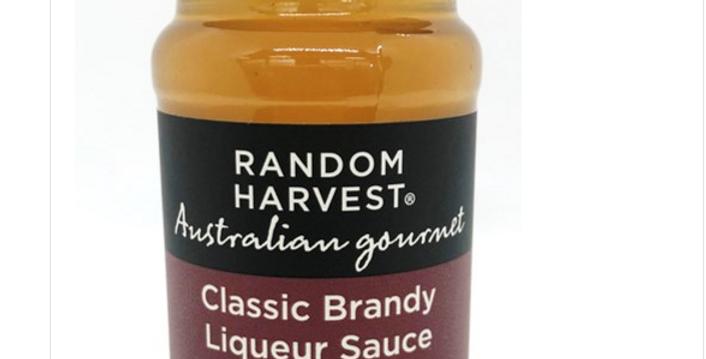 Random Harvest - Classic Brandy Liqueur Sauce 50ml