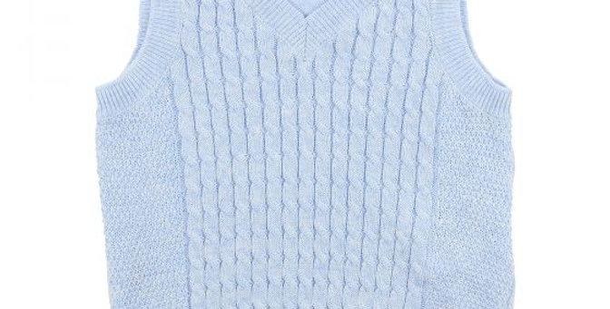 Mini Haha - BÉBÉ Harry Cable Vest