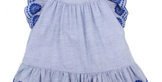 Mini Haha - Millie Broidery Dress