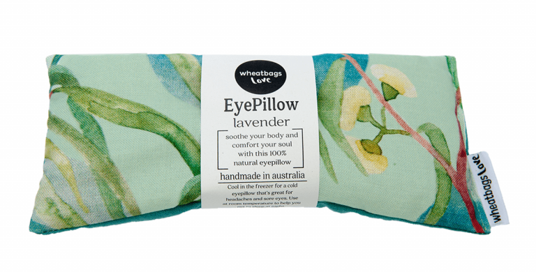 Wheat Bag Love - Eyepillow Gumnut