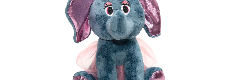 Mad Ally - Ellie Ballerina Elephant