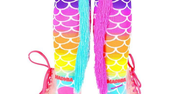 Madmia - Mermaid Socks