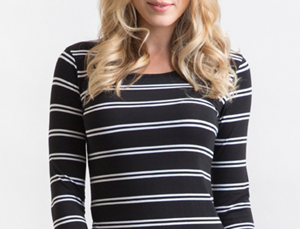 Bamboo Body - Christina Long Sleeve Scoop Neck