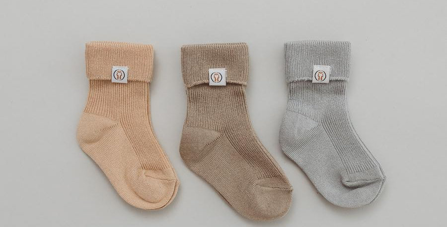Halo & Horns - Bamboo Sock Pack - 3 Pairs | Evergreen