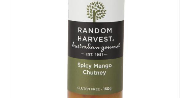 Random Harvest - Spicy Mango Chutney 160g