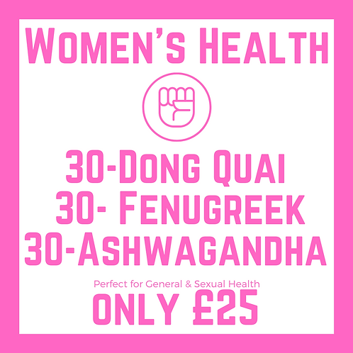Women's Health Bundle