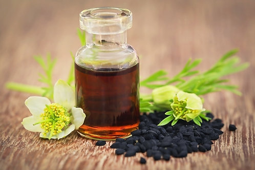 Organic Black Seed Oil Capsules