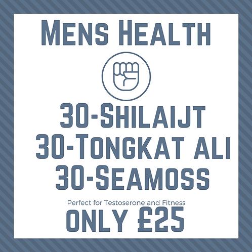 Mens Health Bundle