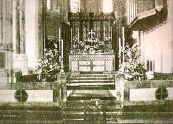 All Saints', Easter Sunday, 1925.