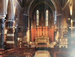 All Saints' in the 1990s.