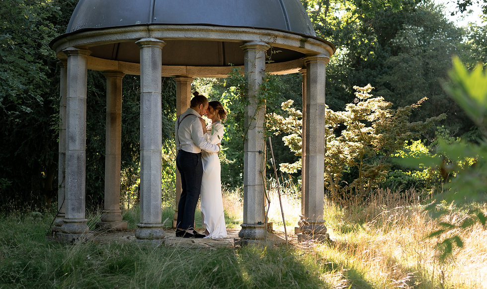 Jessica + James Cotswold styled wedding shoot
