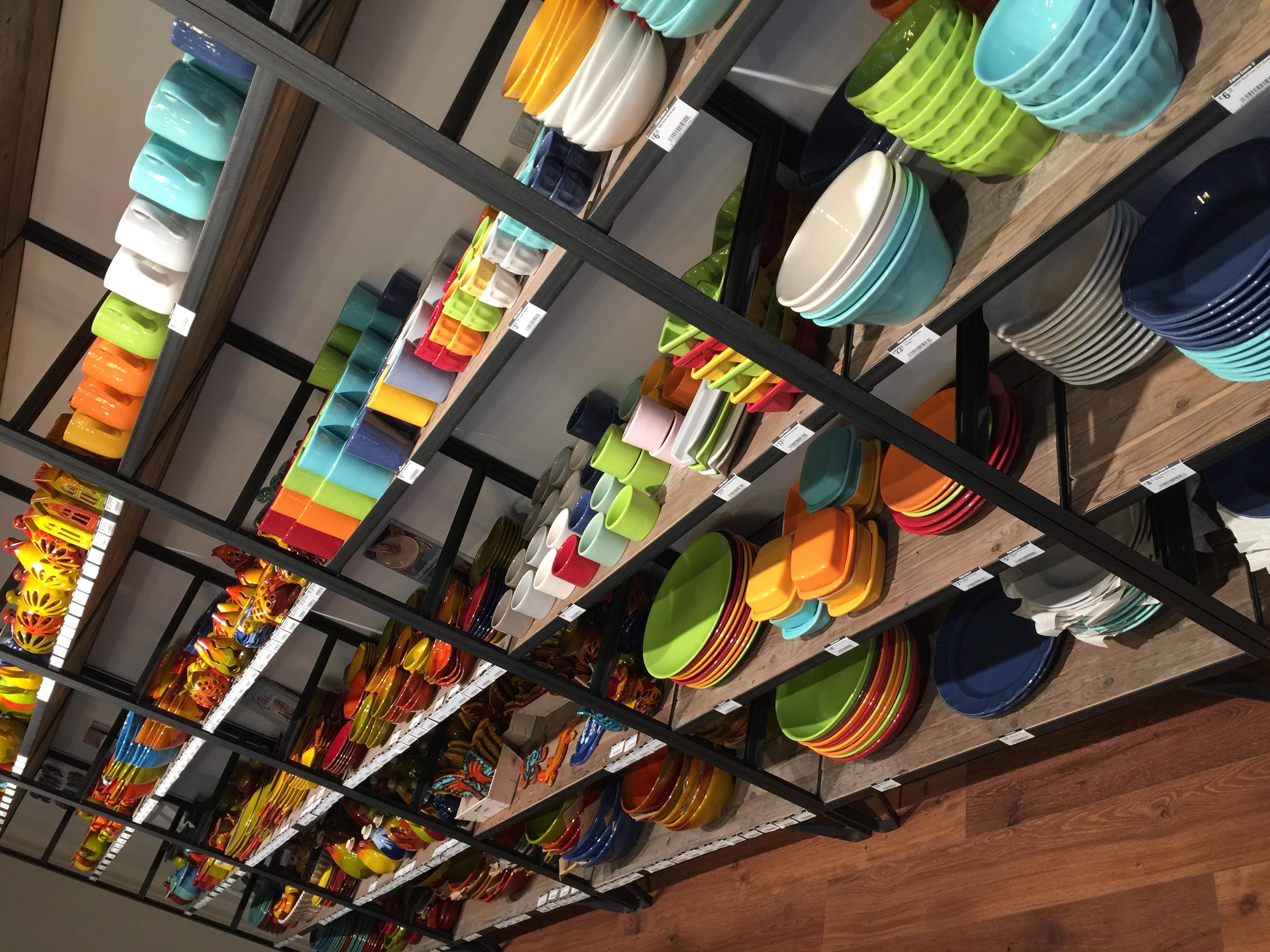Serviesgoed en keukengerei