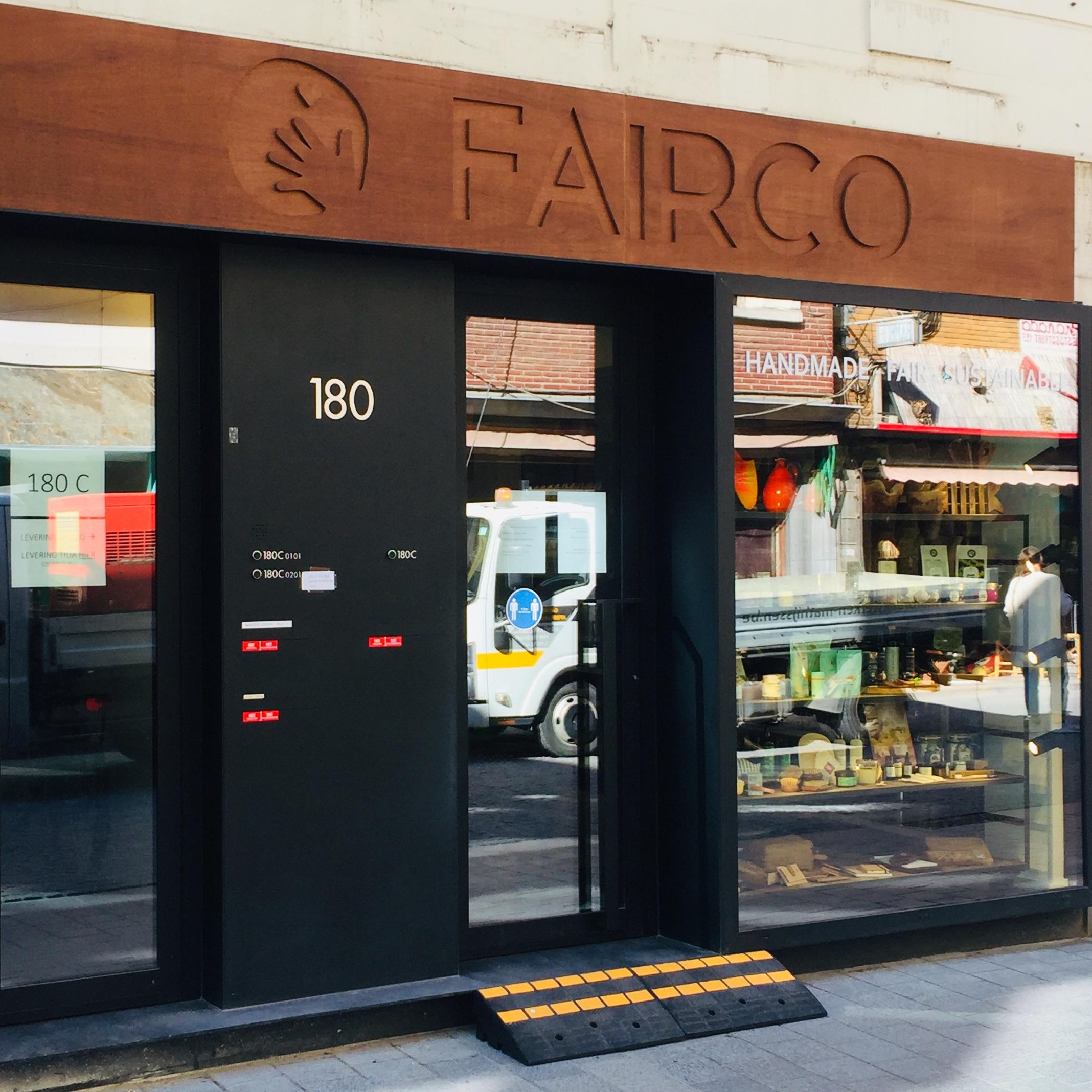 Fairco Shop Diestsestraat 180, Leuven