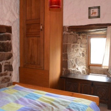 slaapkamer huisje 2