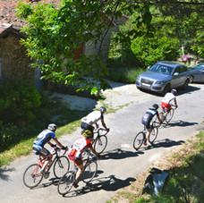 fietsen Ardeche