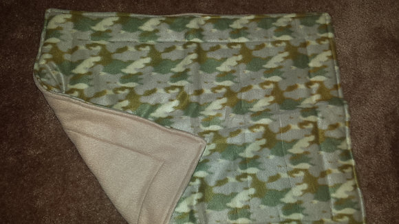 "Large Fleece Crate Pads 24""x36"""