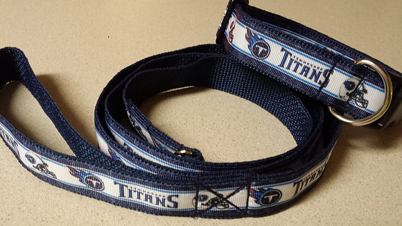 Tennessee Titans Buckle Collar