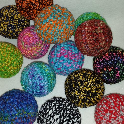 Crochet Ball Toys