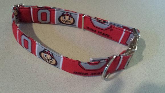 Ohio State Buckle Collar