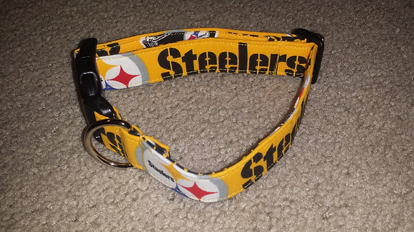 Pittsburgh Steelers Buckle Collar