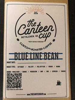 Blue Line Bean