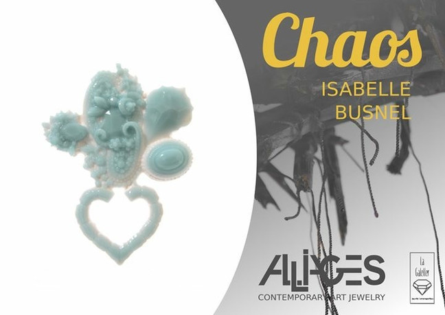 CHAOS, an ALLIAGES exhibition traveling  from Lille to Munich